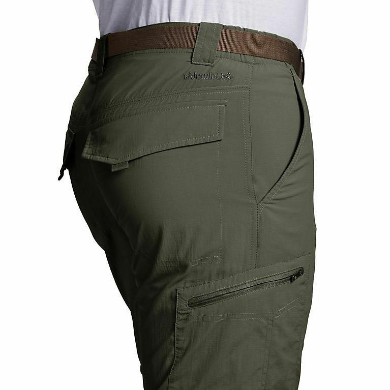 Columbia Men's Tall Silver Pants Protection