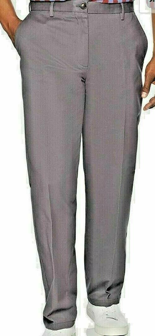 men s classic fit flat front chino