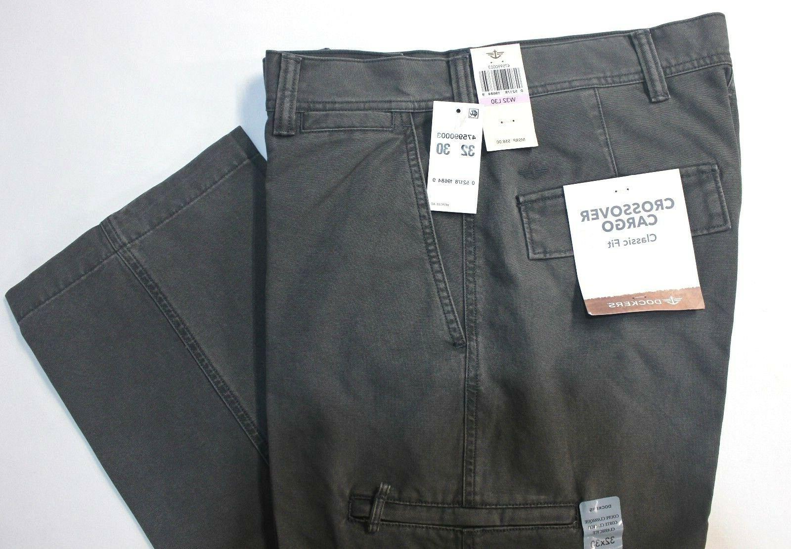 Dockers Forged Iron Pants