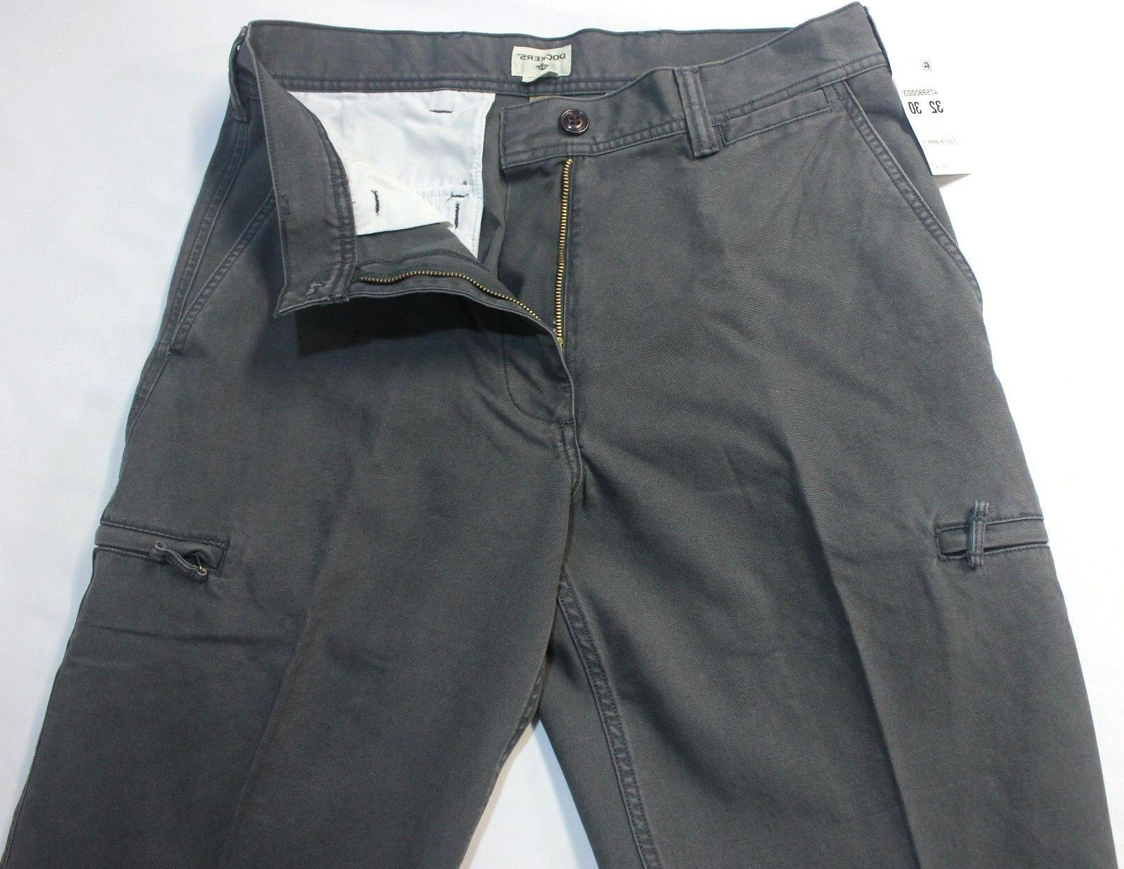 Dockers Crossover Forged Flat-Front Pants