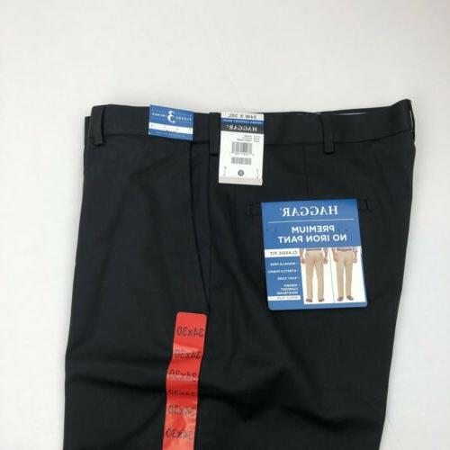 Flat No Iron Comfort Black