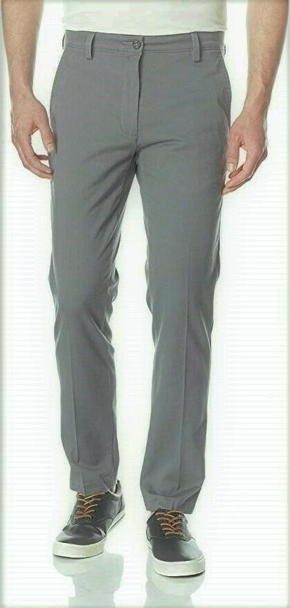 Dockers Easy Khaki Slim Tapered Fit Flat-Front Pants, 36295-