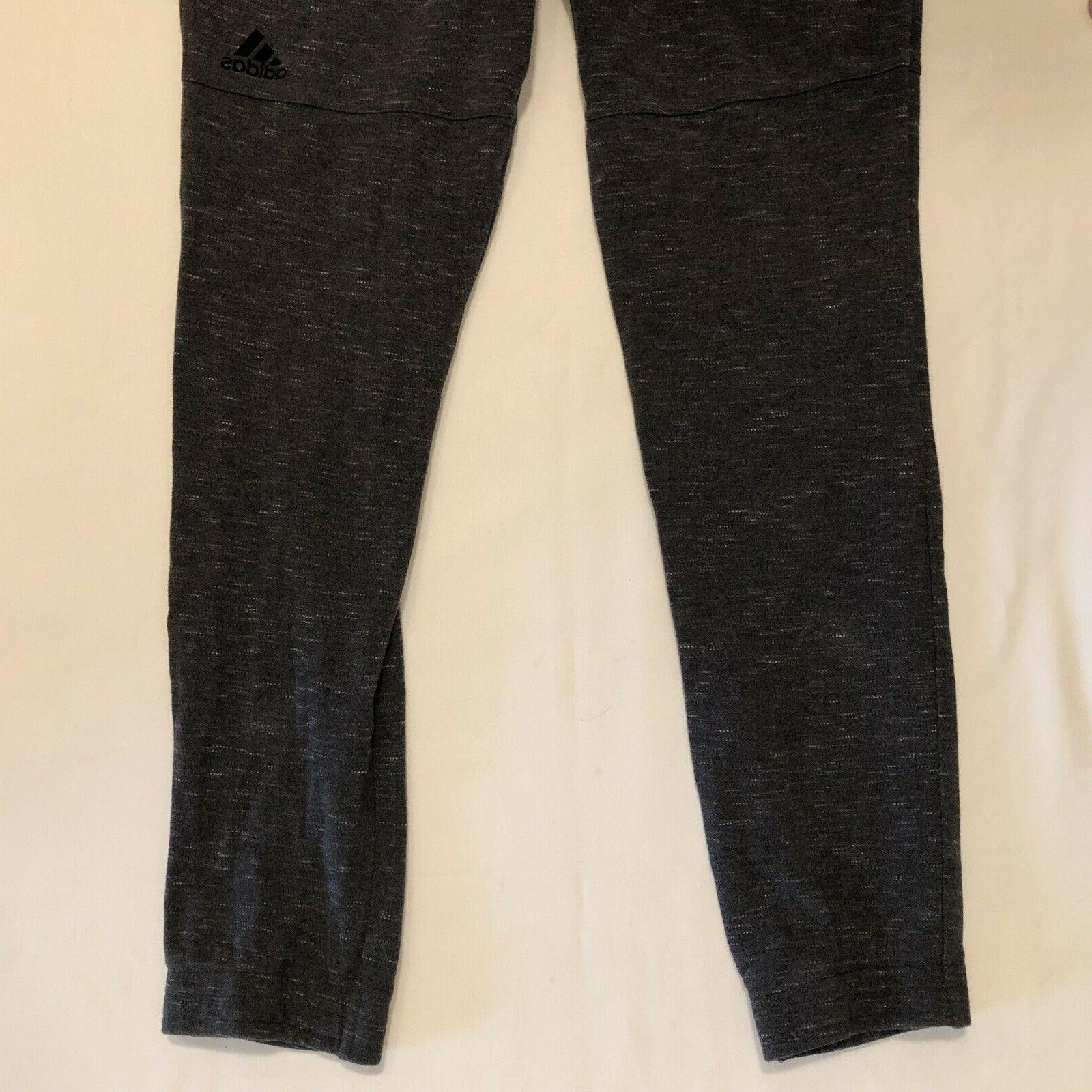 adidas Essentials Heathered Piqué Pants