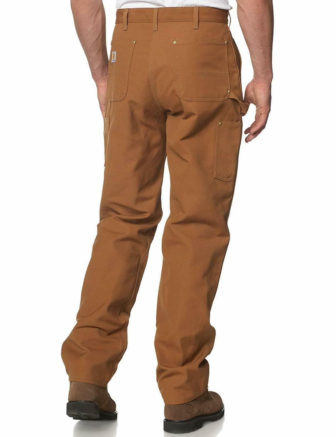 Double-Front Dungaree Pant B01, U.S.A.