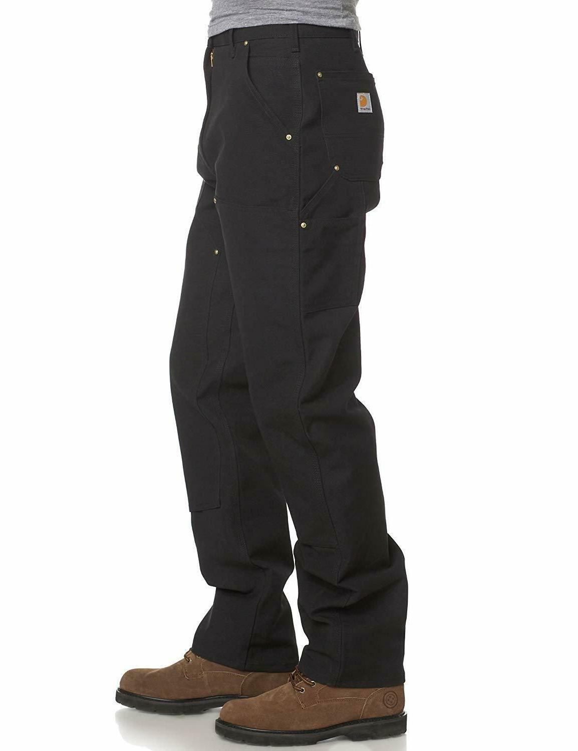 Carhartt Firm Double-Front Work Dungaree B01, U.S.A.