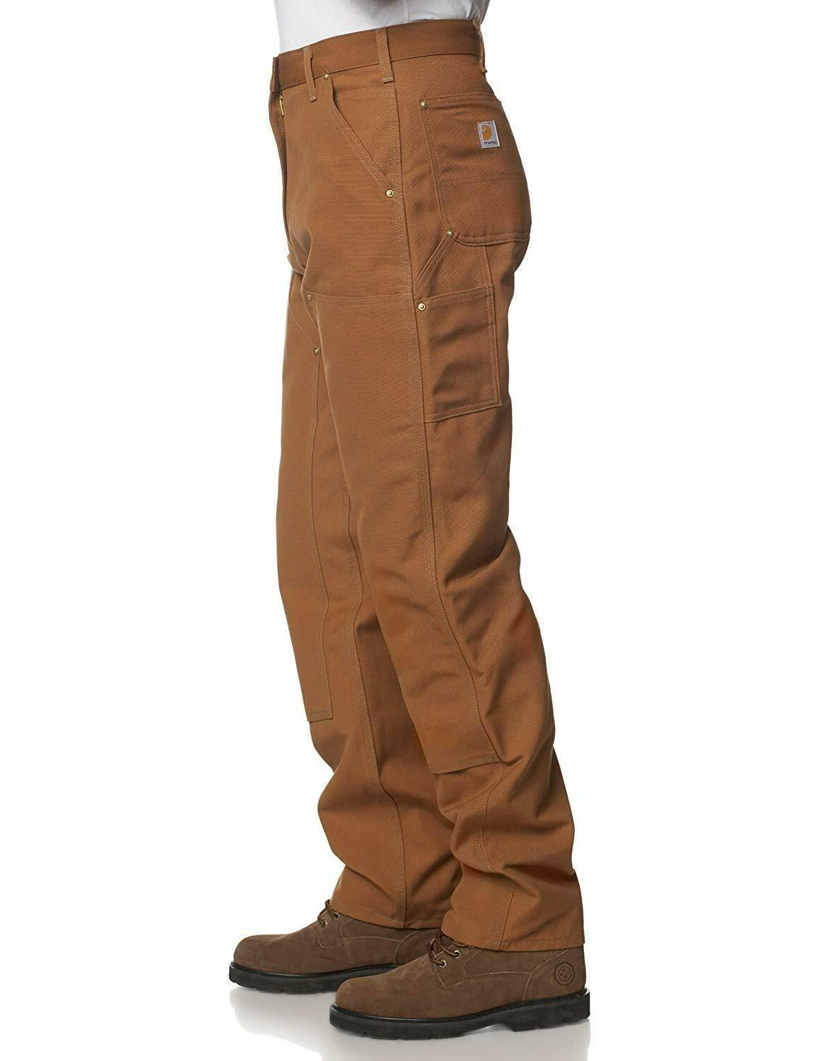 Carhartt Firm Double-Front Dungaree B01, in U.S.A.