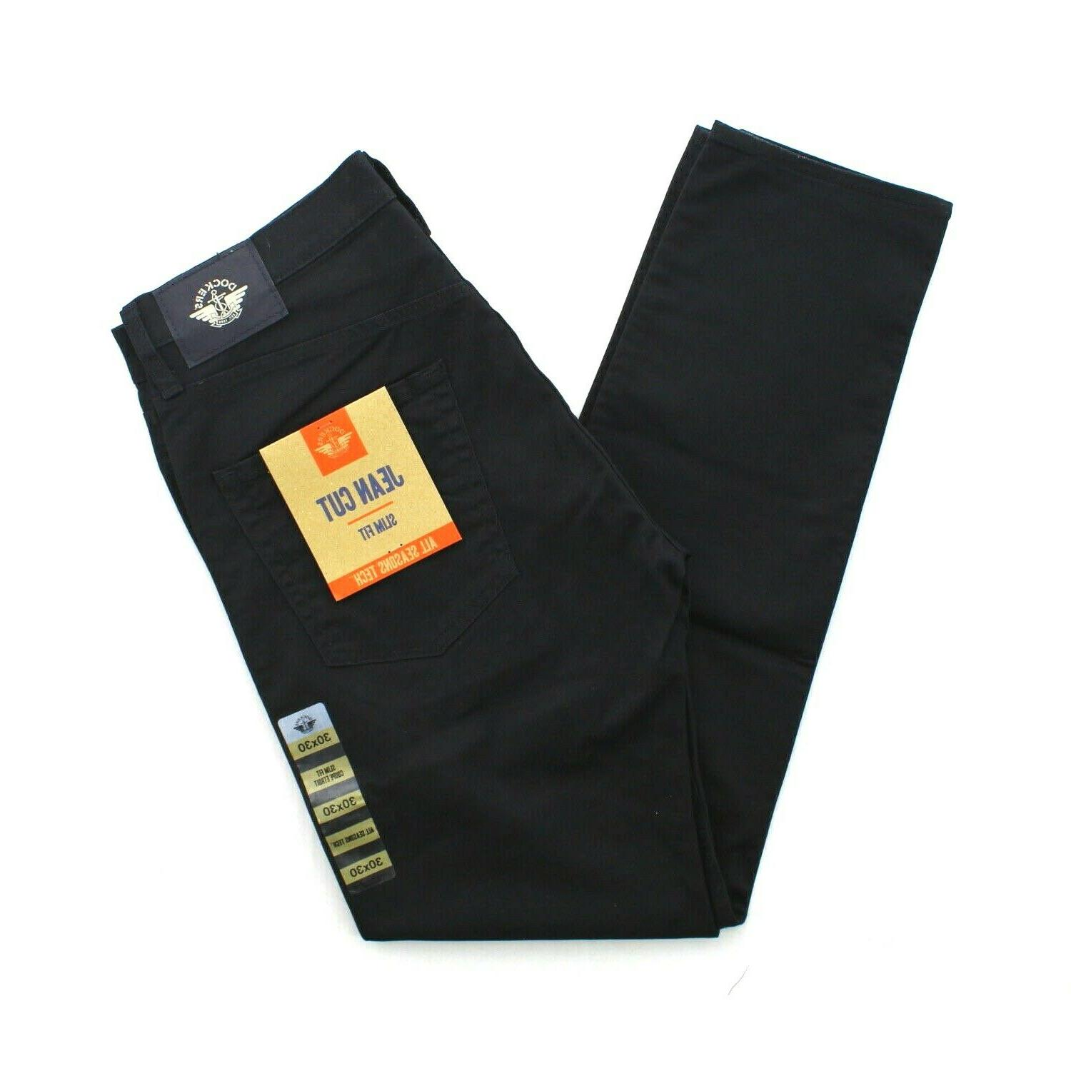 Dockers Jean All Seasons Tech D1 Khaki Pants