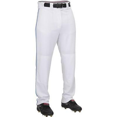 men s premium piped semi relaxed baseball