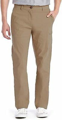 Unionbay Men's Rainier Lightweight Comfort Travel Tech Chino