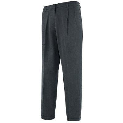 men s signature pleated relaxed fit pants