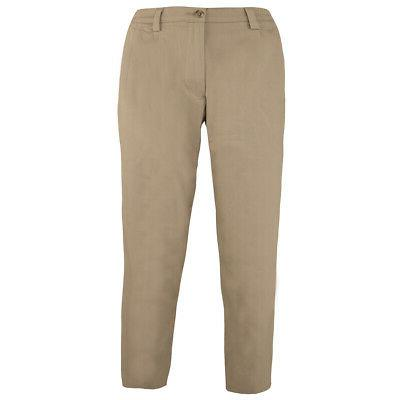 men s signature relaxed fit pants stone