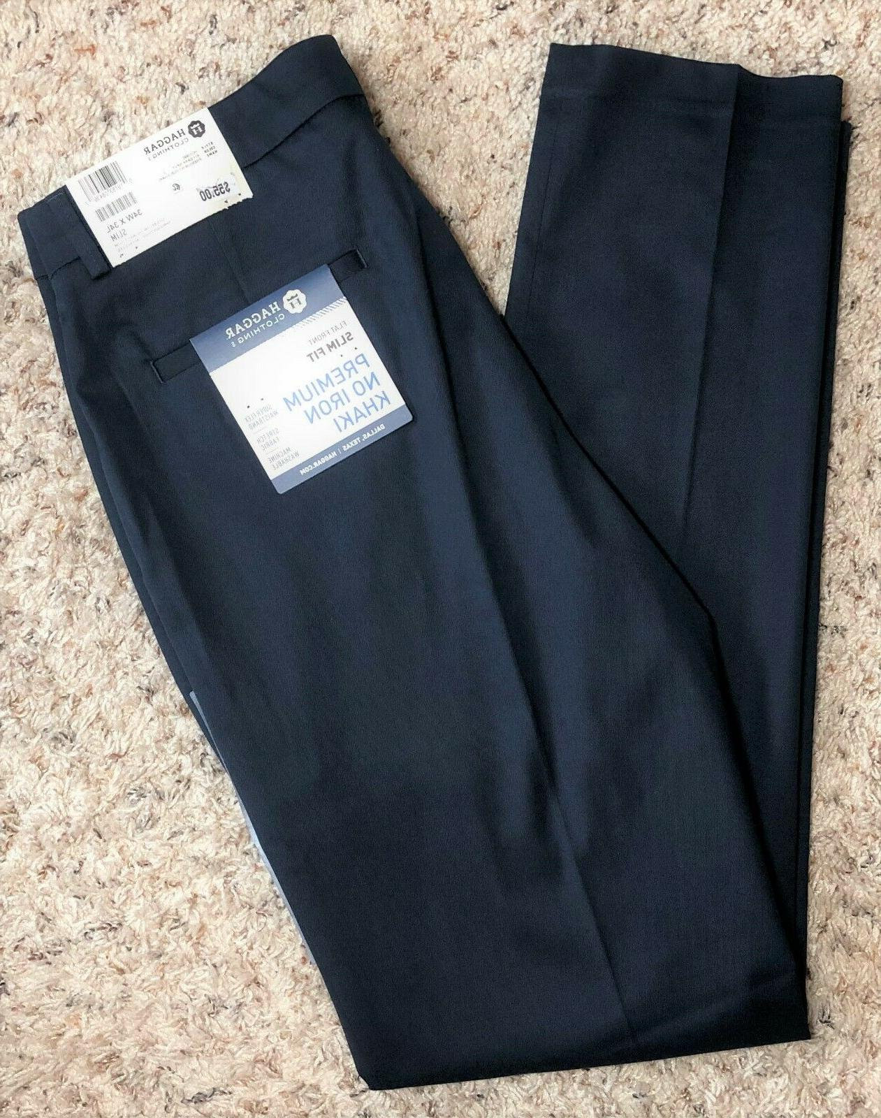 Men's Premium No Khaki Pants, Style NWT