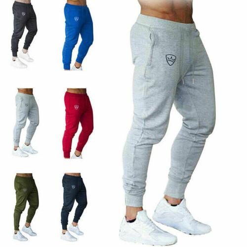 Men's Trousers Workout Joggers Gym