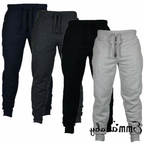 men s sport pants long trousers tracksuit