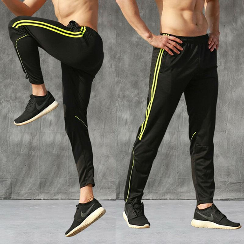 Men's Gym Trousers Workout Joggers Sweatpants
