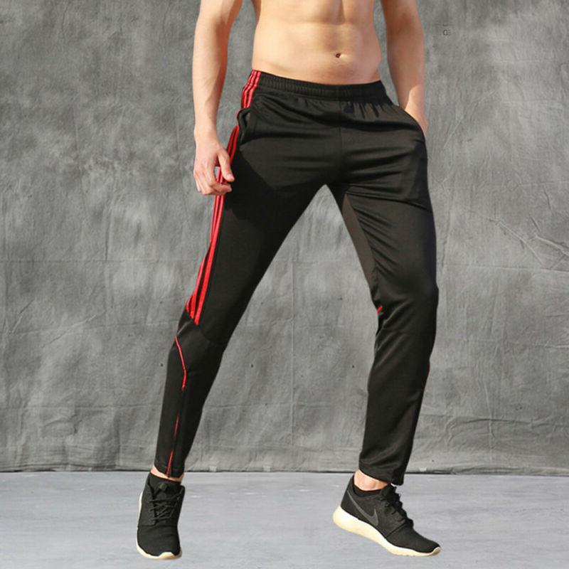 Men's Sports Gym Tracksuit Joggers Sweatpants