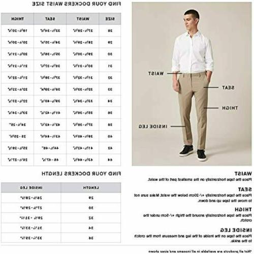 Dockers Men's Straight Khaki Relaxed-Fit Pant