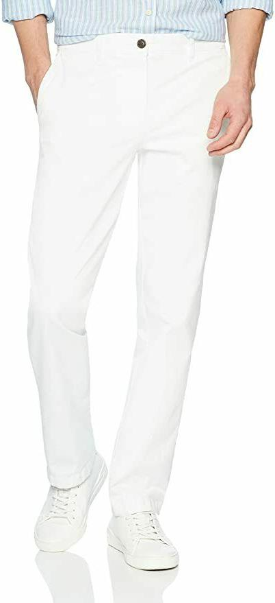 men s straight fit washed comfort stretch