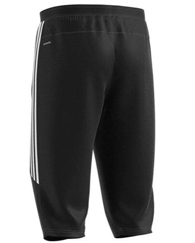 essential 3 stripes pants men s black