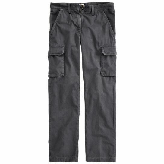 Timberland Men's Webster Lake Ripstop Forest Gray Cargo Pant