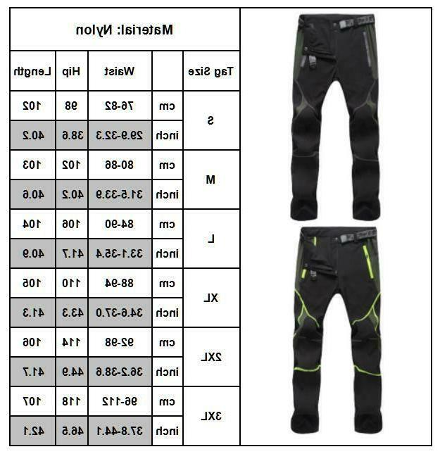 Men Waterproof Climbing Combat Trouser
