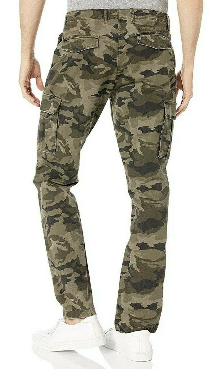 Goodthreads Athletic Fit Camouflage Pants 34