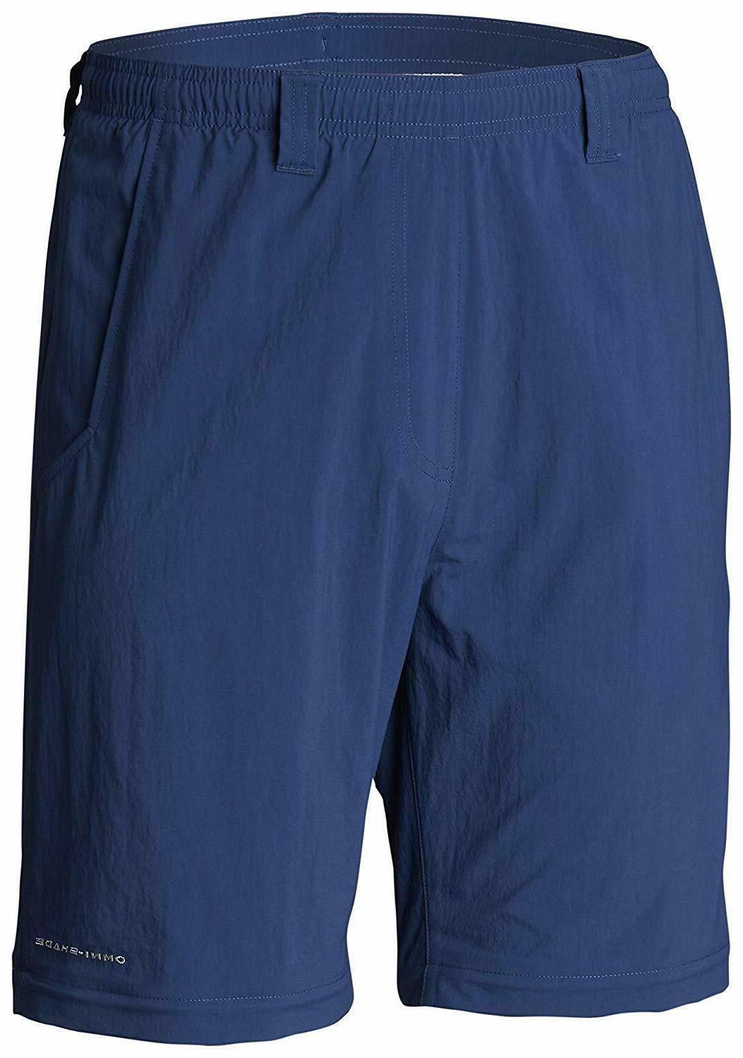 Columbia Men's Backcast Quick Drying Carbon Brand New