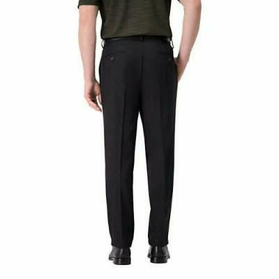 Haggar Mens In Motion Performance Straight Stretch Pants Pick