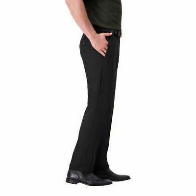 Haggar Mens Motion Performance Fit Stretch Pants
