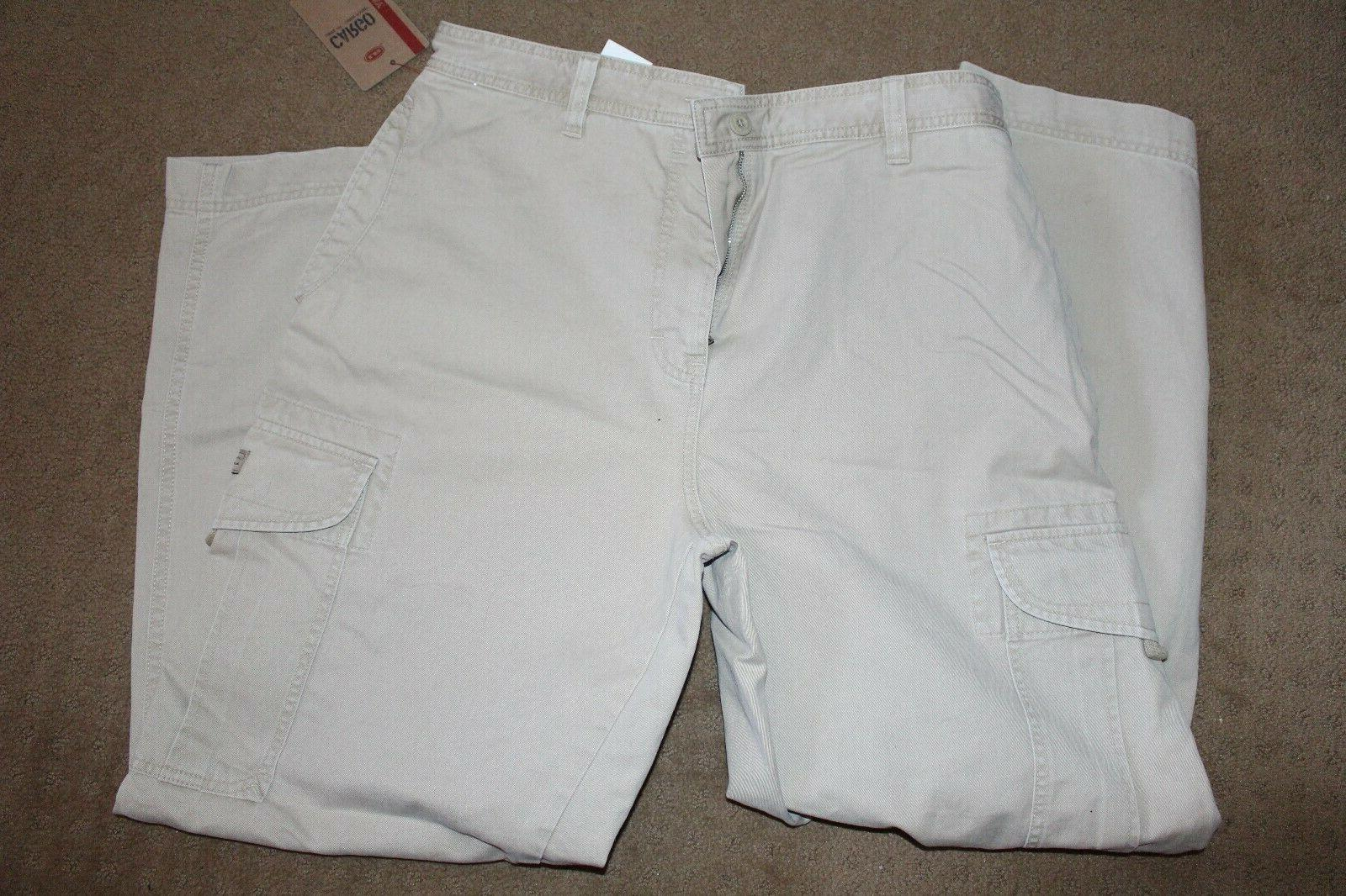 Mens UNIONBAY Khaki Pants Size New With