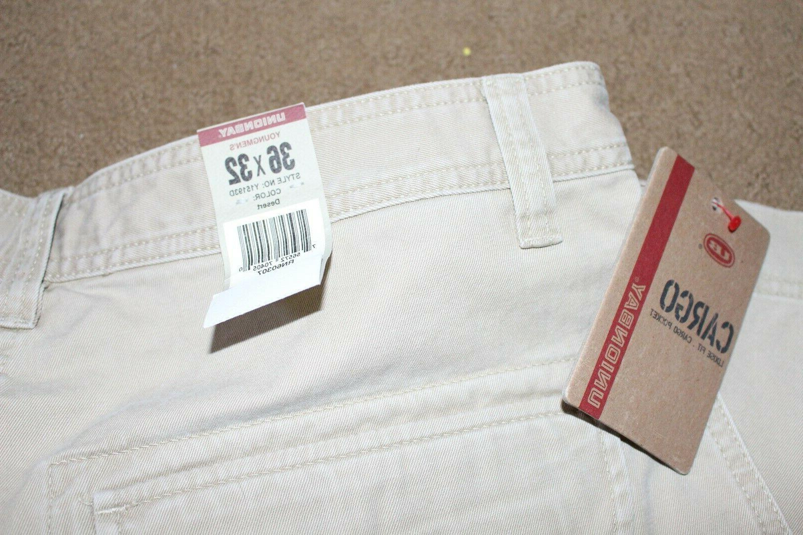 Mens UNIONBAY Pants Size With Tags