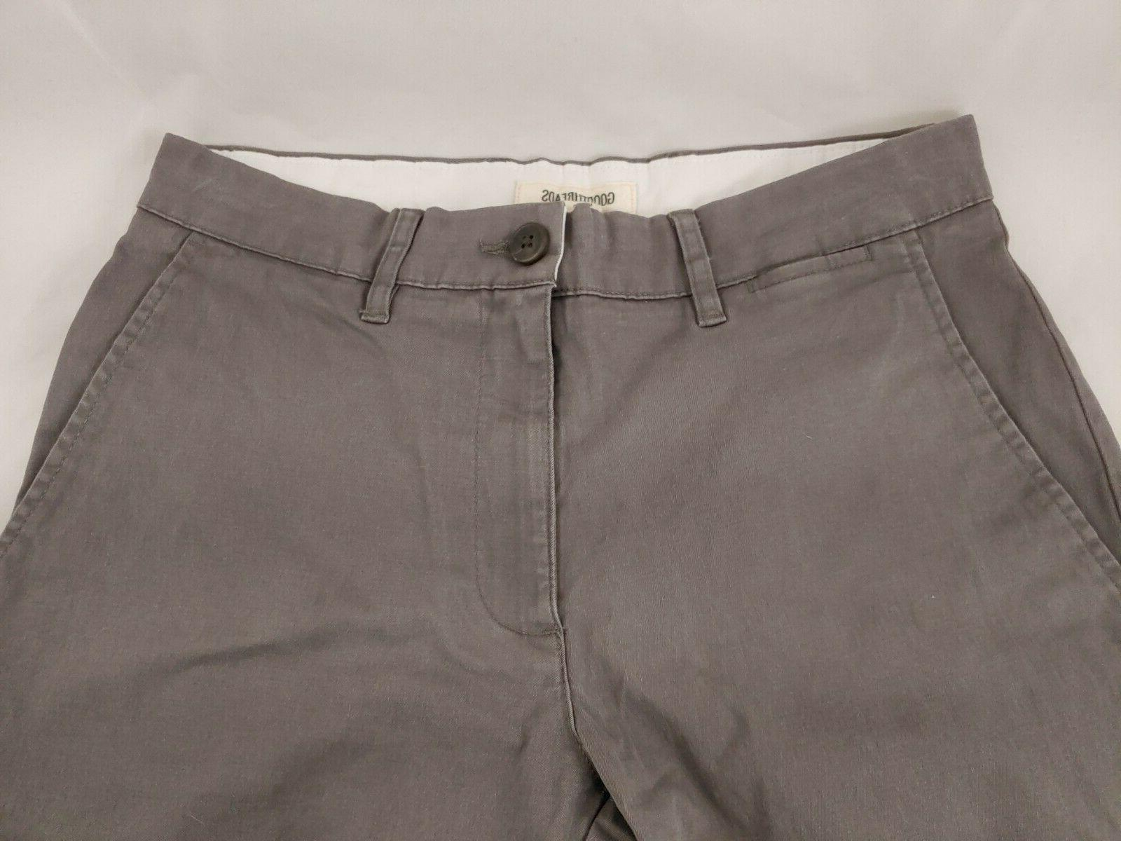 Goodthreads Pants Gray 28W 28L