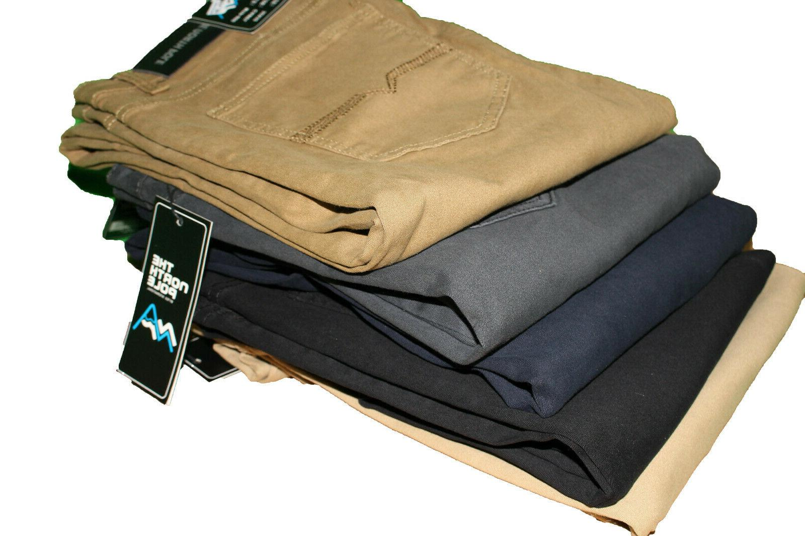 Men's Fashion Casual FIT STRETCH Pants 30-40