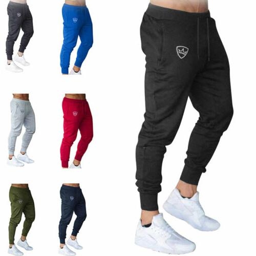 Mens Slim Fit Sport Joggers