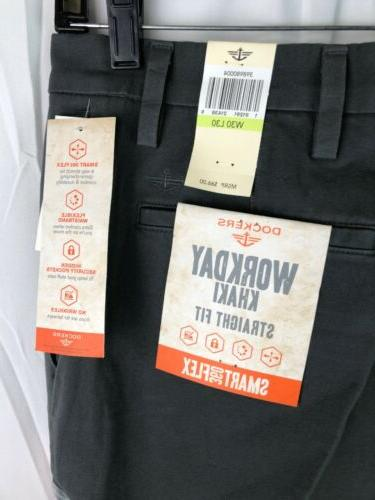 Dockers Straight Workday Khaki Pants with 30x30