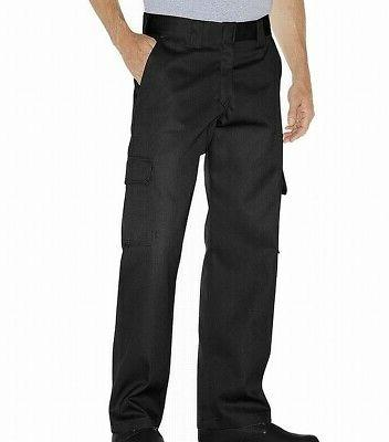 new black mens size 36x30 solid loose