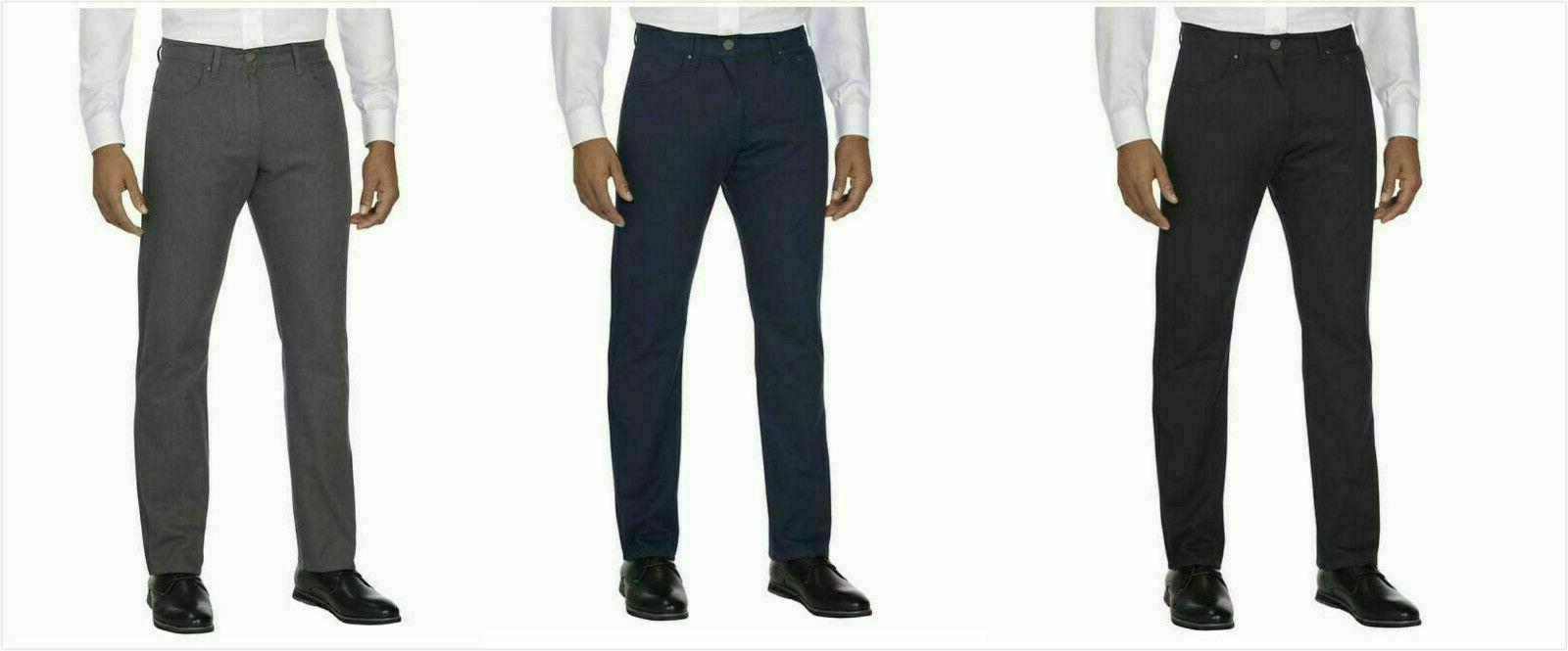 new men s jeans stretch straight leg