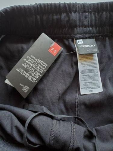New Armour Joggers Black Size