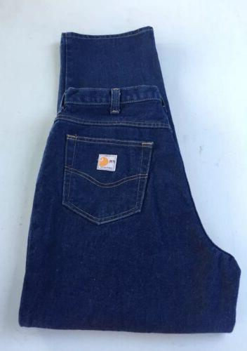 NEW Carhartt Fire Resistant Jeans Relaxed Fit 36X32