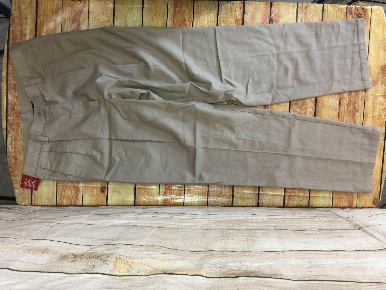 New Dockers Original Pants Mens X Pleated Fit