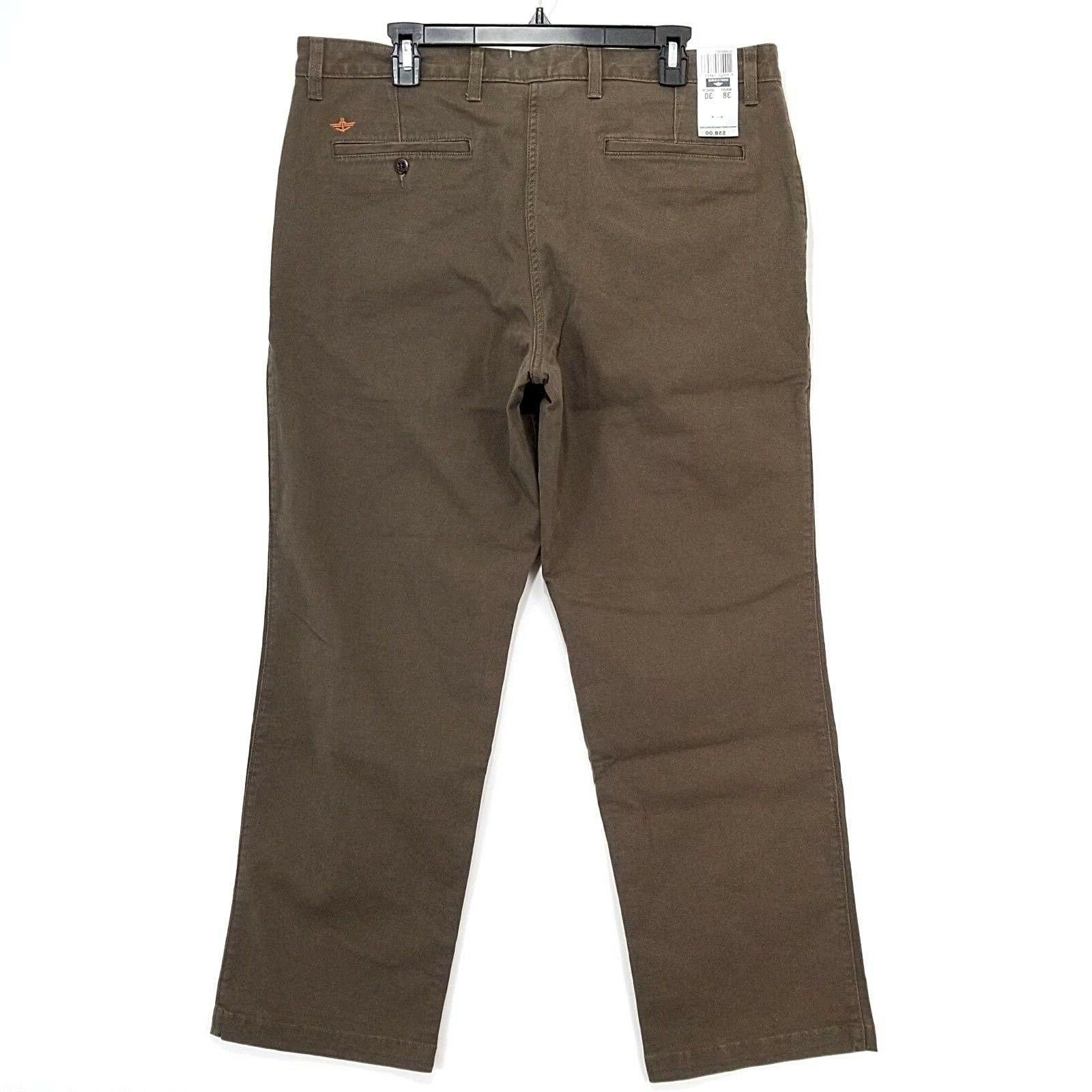NWT Brown In Straight Men Retail
