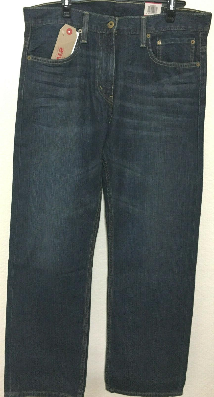 NWT LEVI'S 569 0041 LOOSE JEANS