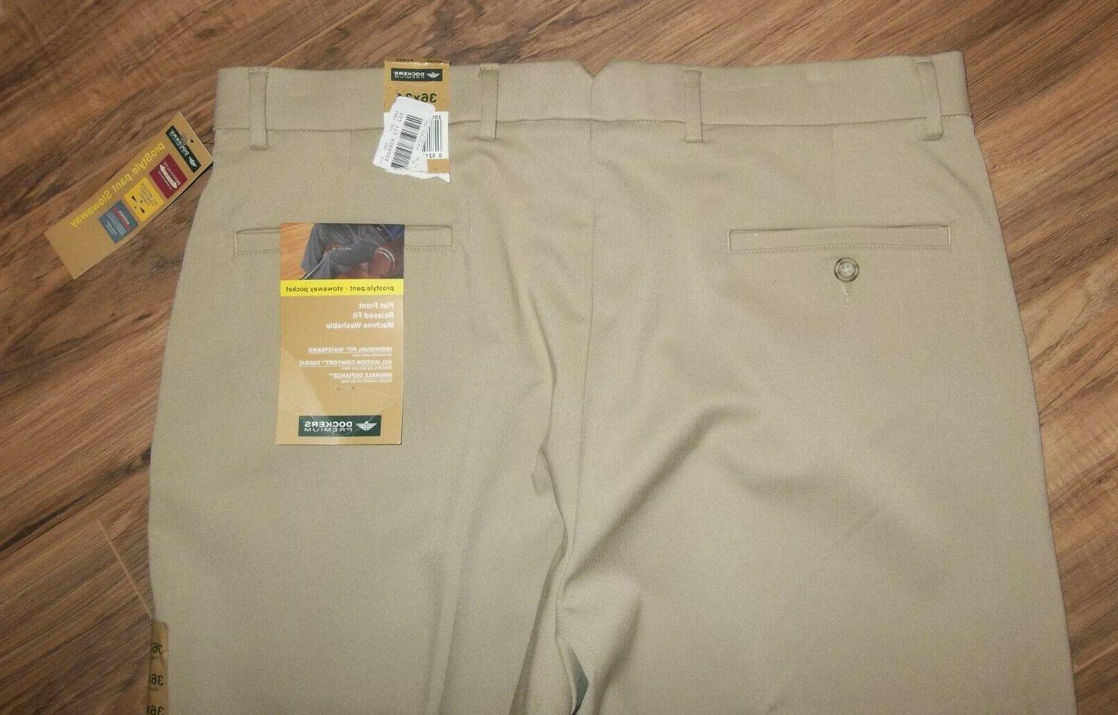 NWT Pants 36 34 Relaxed