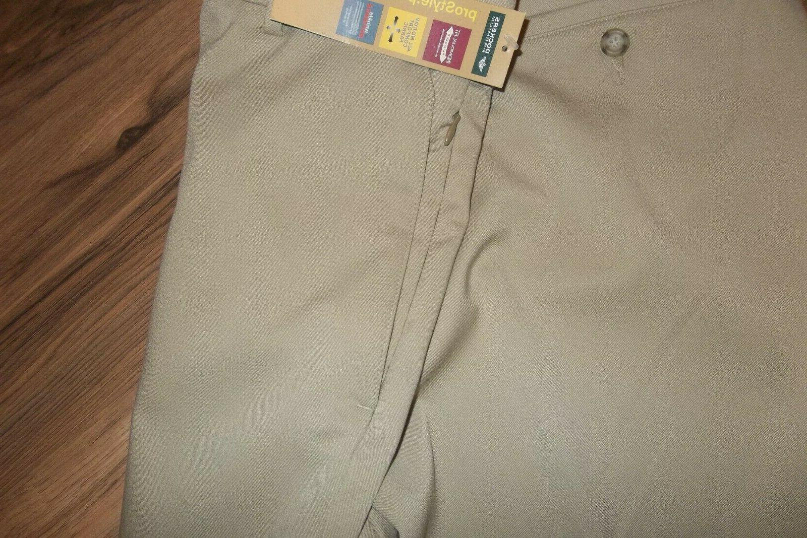 NWT Men's Pants SIZE 34 Individual Relaxed