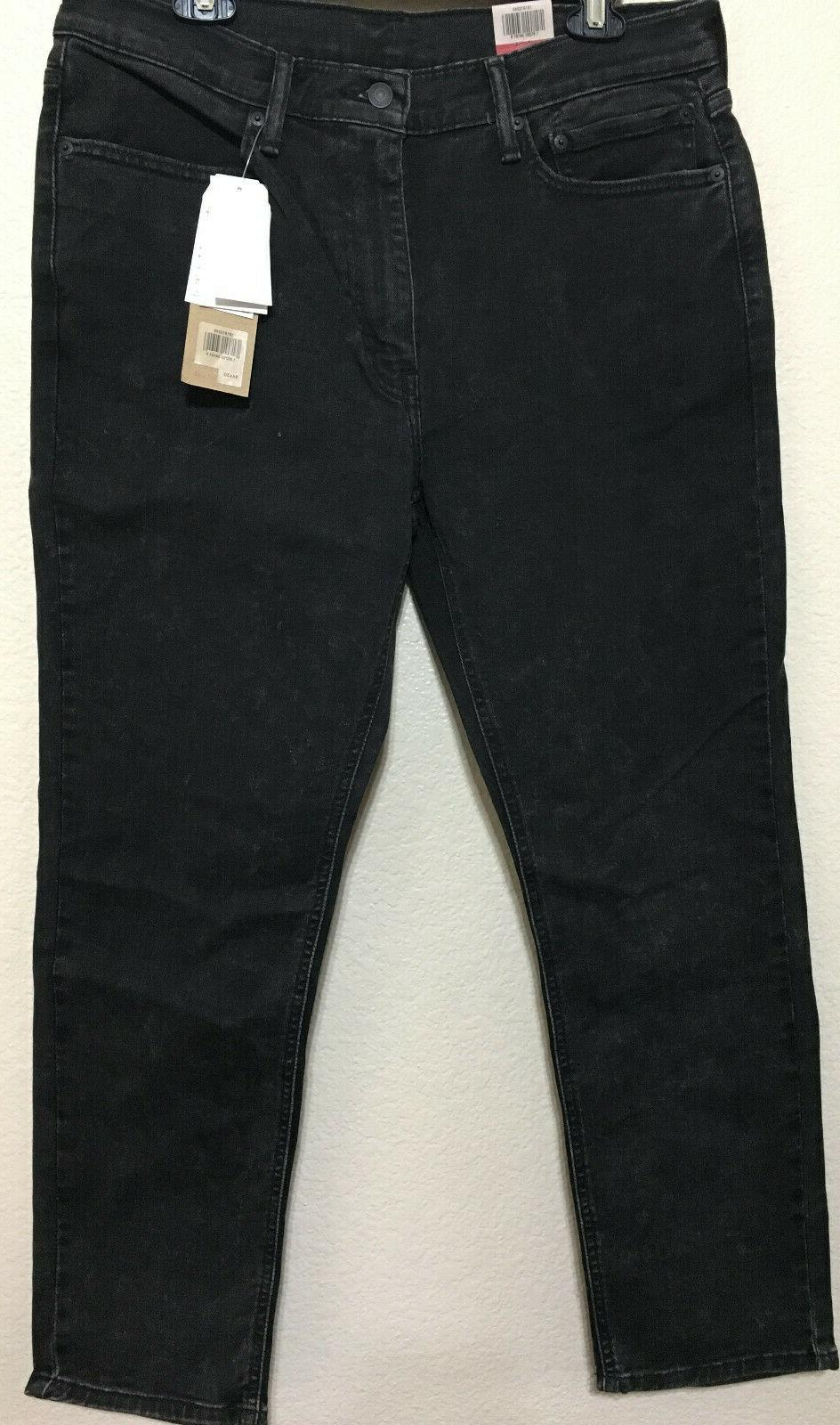 NWT MEN'S - ATHLETIC FIT STRETCH PANT DENIM