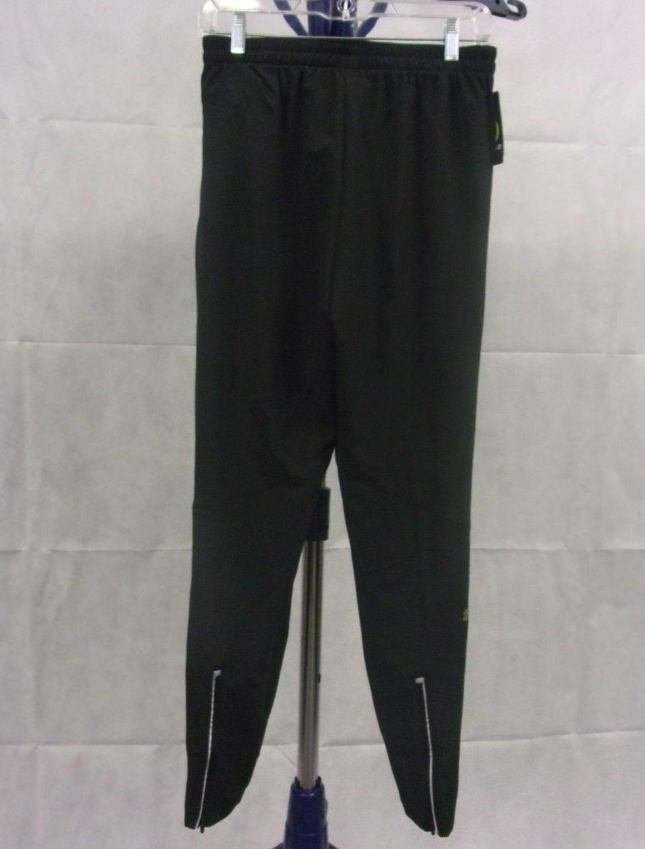 NWT Men's Champion Lightweight Woven Running Pant Color: Bla