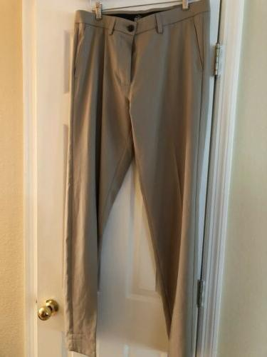 NWT Men's Pants H26 Super Waistband Slim Size 34x34 New