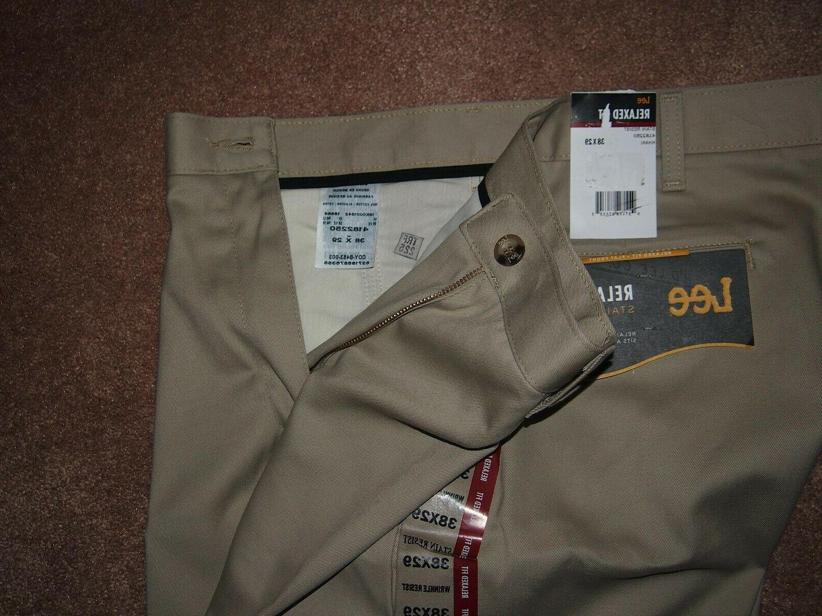NWT LEE Fit Pants