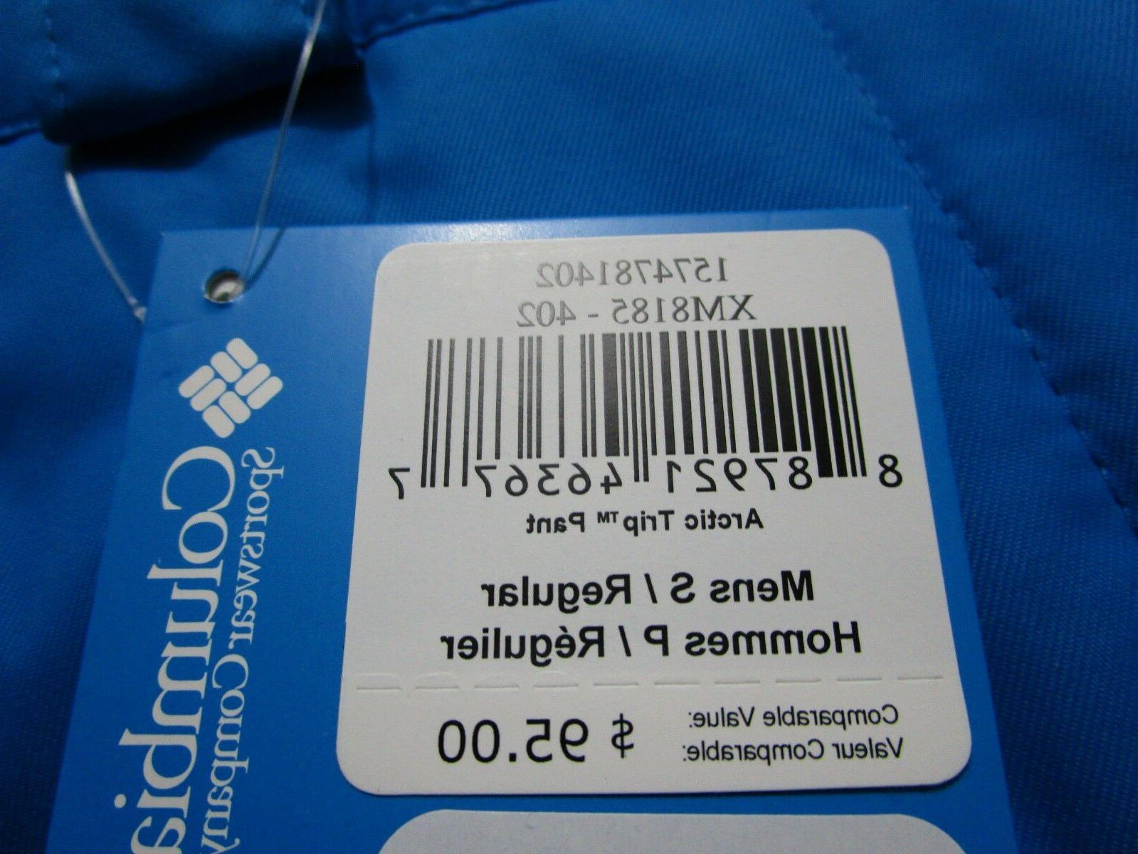 Trip Insulated Snow Ski Pants Blue