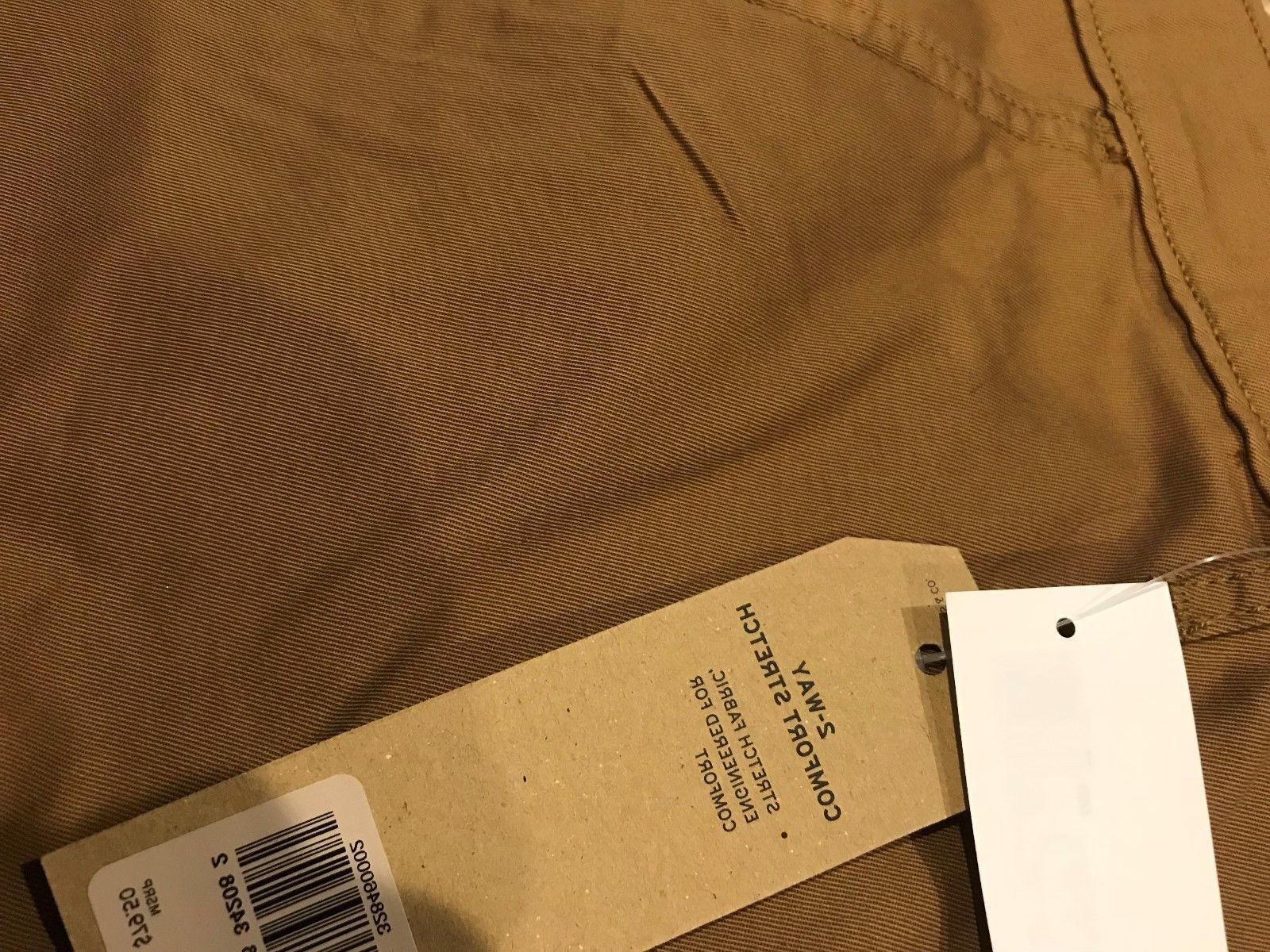NWT LEVI'S ATHLETIC FIT W/STRETCH PANTS RT$79